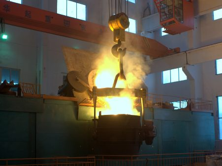 In-house foundry