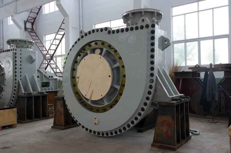 Custom dredge pumps