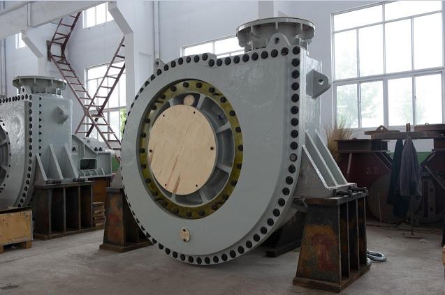 Medium pressure dredge pumps